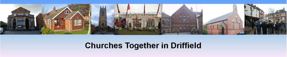 Churches Together in Driffield